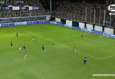 Carlos Tevez anotó un doblete en el Boca vs. Central por la fecha 20° de la Superliga argentina [VIDEO]