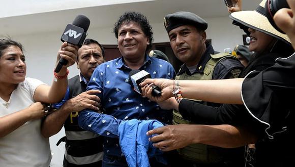 José Delgado, alcalde de Punta Negra, era el cabecilla de la mafia denominada La Jauría del Sur.   (Miguel Yovera / GEC)