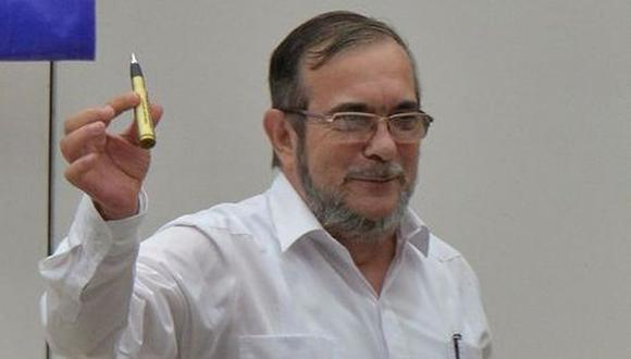"""FARC narra el día en el pensaron que Timochenko """"estaba muerto"""""""