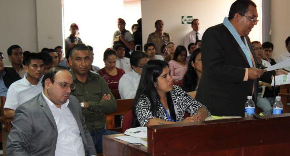 San Martín: amplían prisión preventiva para fiscal acusado de corrupción