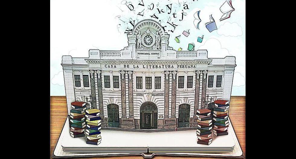 El centro histórico resguarda un emblemático palacio para los libros, exposiciones y la investigación literaria.