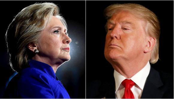 Clinton vs. Trump: ¿Qué sucede si empatan en las elecciones?