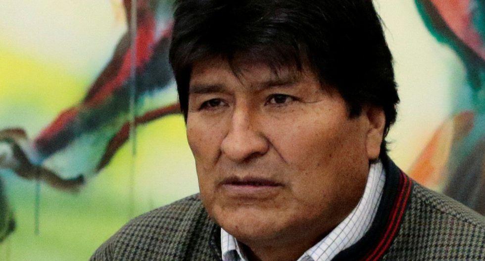 El presidente de Bolivia, Evo Morales, pronuncia una conferencia de prensa en La Paz. En el Gobierno boliviano han descartado que el mandatario renuncie. (Foto: Reuters)