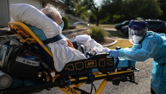 Coronavirus en Estados Unidos | Ultimas noticias | Último minuto: reporte de infectados y muertos hoy jueves 6 de agosto |Covid-19 | (Foto: John Moore/Getty Images/AFP).