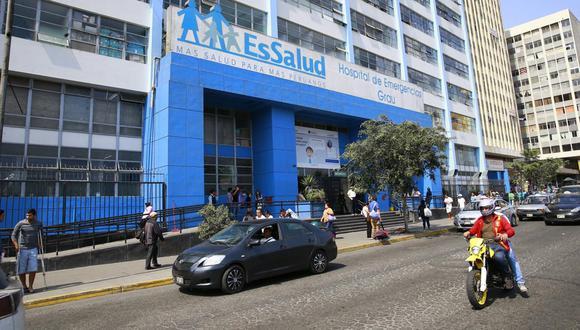 Cáceres agregó que el DU acota el destino de estos recursos a la seguridad social como la rehabilitación de centros de salud y remodelación de equipos.