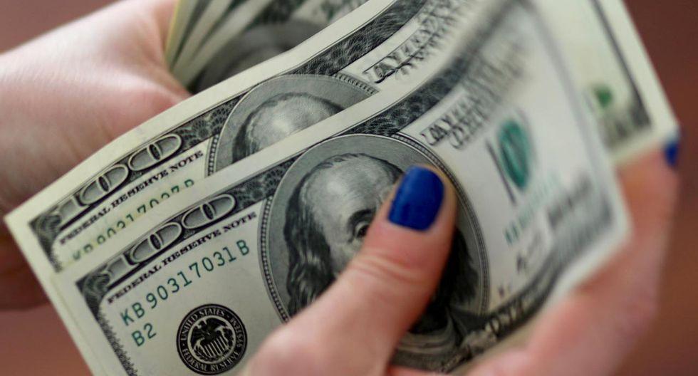 El dólar cerró al alza en Venezuela. (Foto: Reuters)