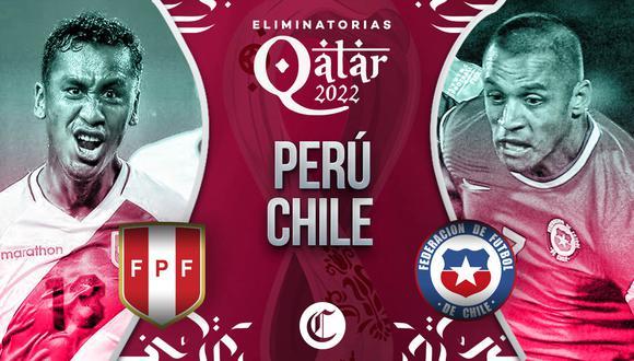 Perú vs. Chile: El Clásico del Pacífico por las Eliminatorias Qatar 2020