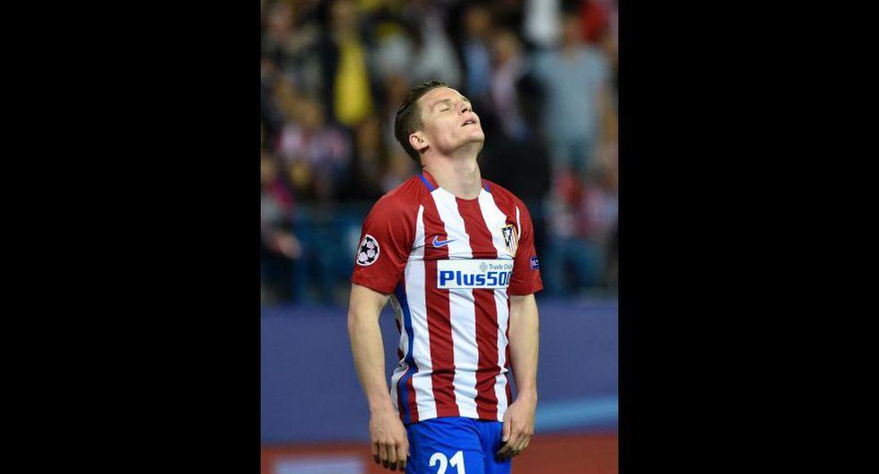 Atlético: la tristeza y frustración del equipo de Simeone - 3