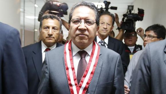 """Sánchez: """"Comandos Chavín de Huántar están fuera del proceso"""""""