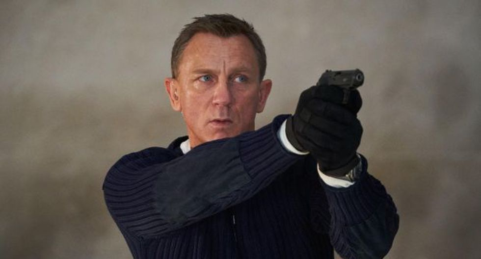 Daniel Craig, como James Bond. (Foto: EFE)
