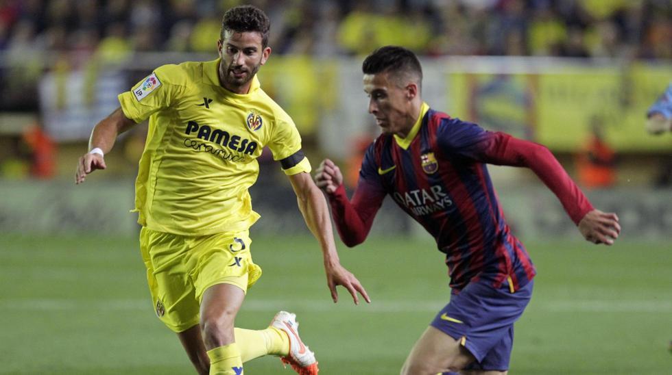 Los 12 jugadores del Barcelona que podrían cambiar de equipo - 10
