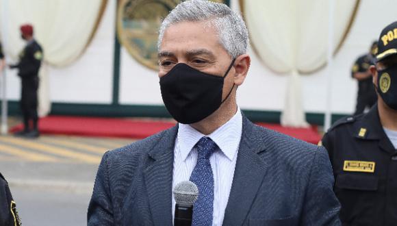 El ministro José Elice fue dado de alta en la Villa Panamericana de Essalud tras superar el coronavirus | Foto: El Comercio