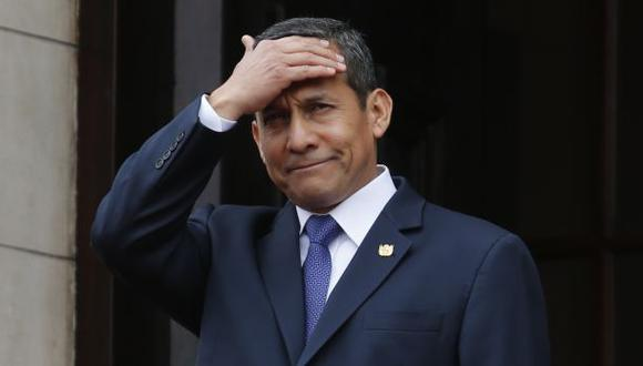 La oposición criticó a Humala por declaraciones dubitativas