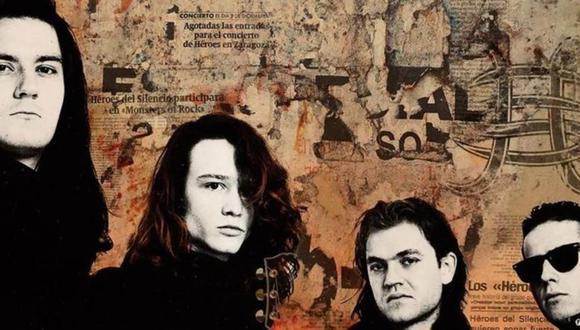 """""""Héroes: Silencio y rock & roll"""" se llama el documental que está disponible en Netflix. (Foto: Netflix)"""