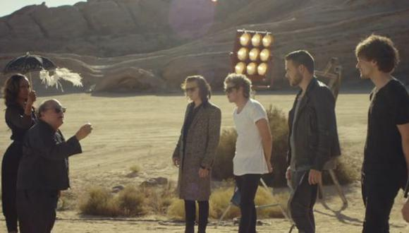 "One Direction: mira ""Steal my girl"", su nuevo video"