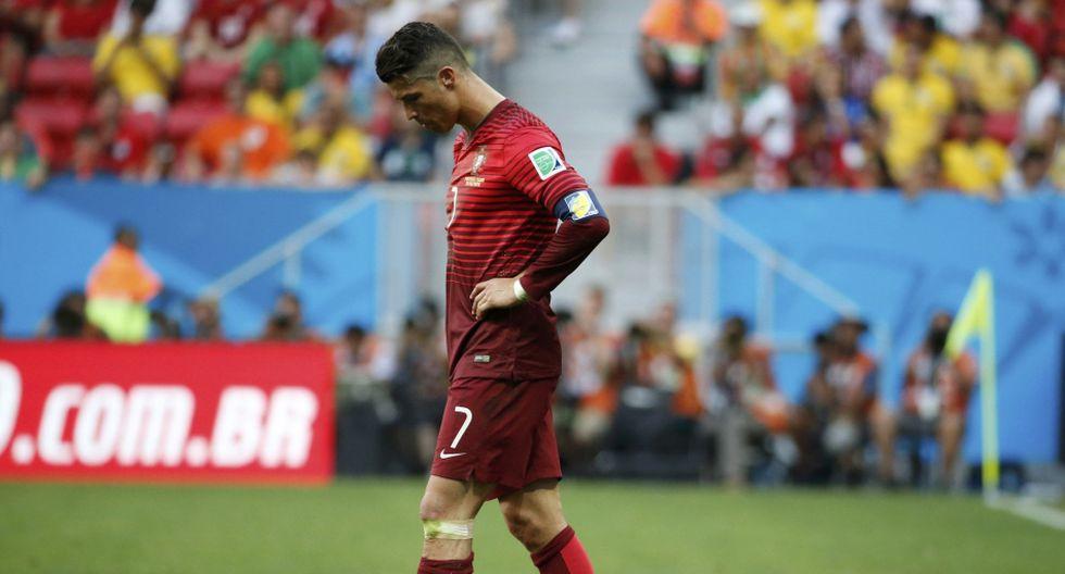 Cristiano Ronaldo: las fotos de Brasil 2014 que no quiere ver - 4