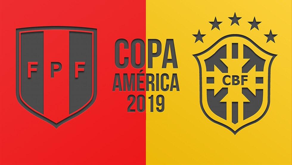 Perú vs. Brasil: día, hora y canal del partido por el Grupo A de la Copa América 2019. (Foto: Twitter)