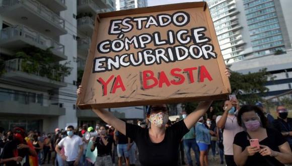 Los casos de abusos sexuales y físicos a niños en albergues causan indignación en Panamá. (EPA).