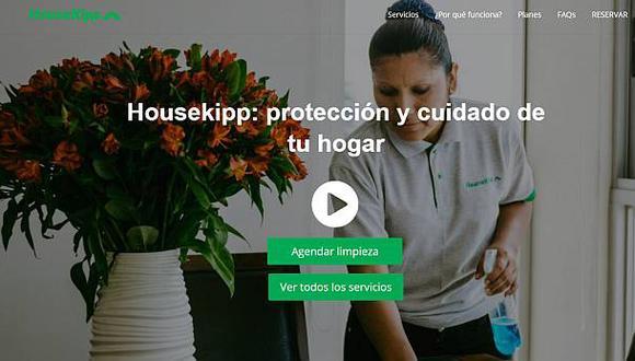 La startup que promete barrer problemas de limpieza en el hogar