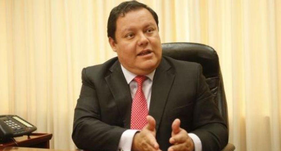 Juan Carlos Zevallos, ex jefe de Ositrán. En abril pasado, el ex representante de Odebrecht en el Perú Jorge Barata confirmó un pago por más de US$700 mil a Zevallos para la emisión de certificados de avance de obras de la obra Interoceánica Sur, tramos 2 y 3. (Foto: GEC)