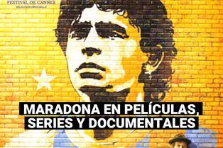 Diego Armando Maradona: películas, series y documentales sobre el crack argentino