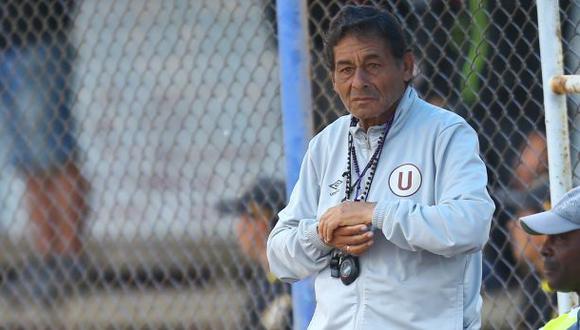 Universitario hizo oficial renovación de técnico Roberto Chale