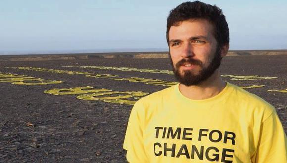 Nombran a procurador para extraditar a activista que dañó Nasca