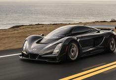 Czinger 21C: el auto más extremo creado con una impresora 3D   FOTOS