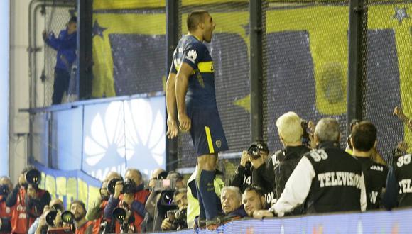 Boca Juniors sumó tres puntos vitales ante Unión de Santa Fe en La Bombonera y quedó a un partido de dar la vuelta. Ramón Ábila anotó el gol triunfal. (Foto: Boca)
