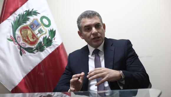 El coordinador del Equipo Especial Lava Jato emitió una comunicación a la fiscal de la Nación, Zoraida Ávalos, descartando haber recibido vacunas y reveló haber padecido de COVID-19. (Foto: Grupo EC)