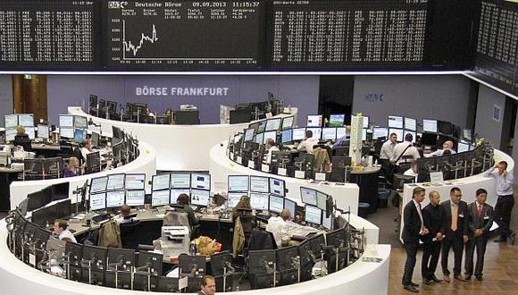 La bolsa de Frankfurt cerró con un avance de 0.49% este viernes. (Foto: Reuters)