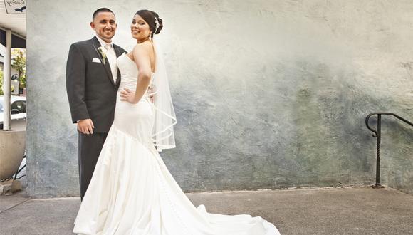 Amor eterno: Parejas hacen recepción de boda en inusual lugar - 1