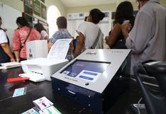 Elecciones 2018: estos son los distritos de Lima con voto electrónico [MAPA]