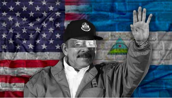 """""""Una estrategia mucho más innovadora y eficaz sería que Estados Unidos y Europa inicien una investigación bancaria internacional para documentar la corrupción de la familia Ortega"""". (Ilustración: Luis Huaitán)"""