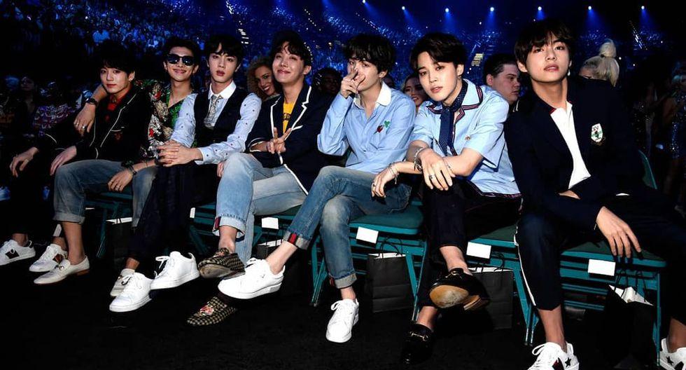 La boy band de música K-pop ha cosechado éxitos y millones de fans alrededor del mundo. (Foto: EFE)