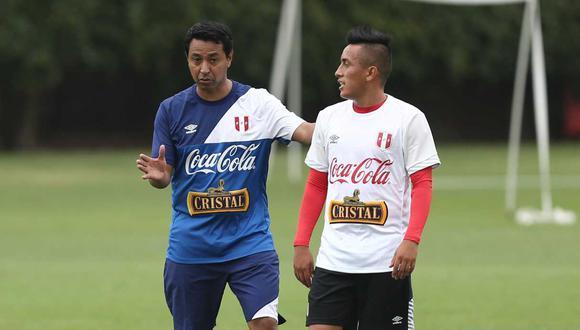 Nolberto Solano recomendaría a Christian Cueva como eventual refuerzo de Boca Juniors. (Foto: GEC)