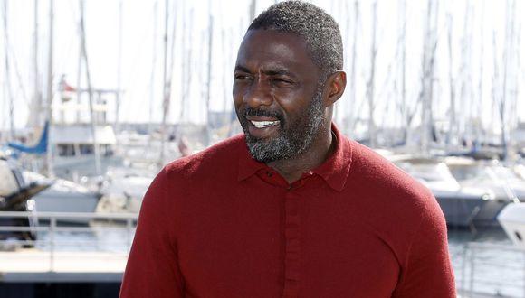 Idris Elba confirmó que dio positivo en prueba de coronavirus. (Foto: AFP)