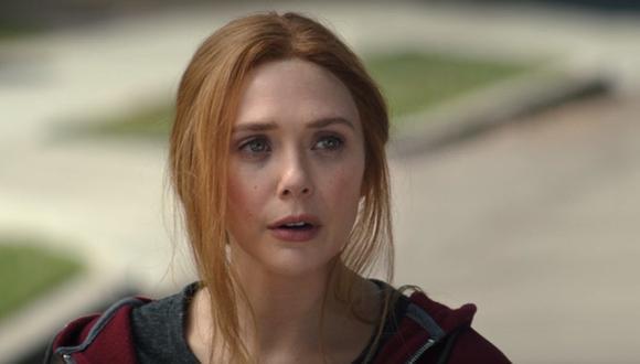 Elizabeth Olsen es Wanda Maximoff en el Universo Cinematográfico de Marvel (Foto: WandaVision / Disney Plus)