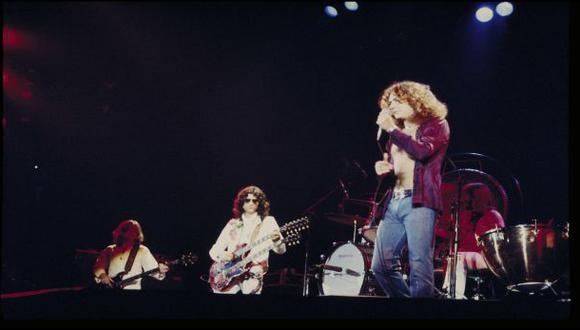Hace 35 años Led Zeppelin lanzó su último disco en estudio