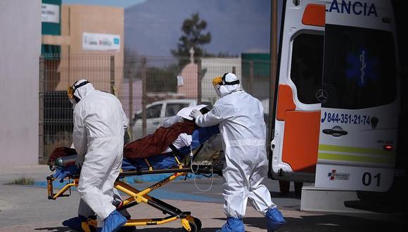 Coronavirus en México | Últimas noticias | Último minuto: reporte de infectados y muertos hoy, miércoles 17 de febrero del 2021 | Covid-19 | (Foto: EFE/Antonio Ojeda).