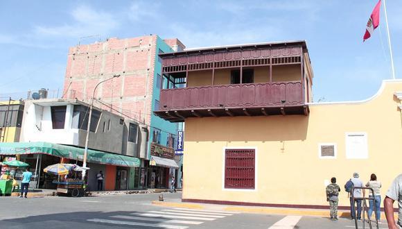 El Balcón de Huaura es uno de los lugares históricos del Perú. (Foto: GEC)