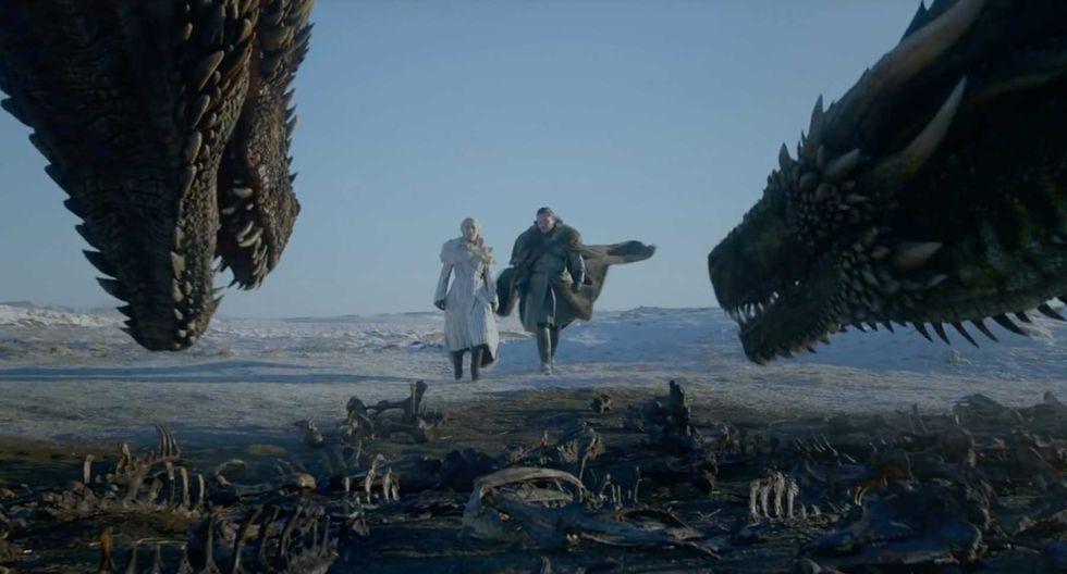 """Lo nuevo de """"Game of Thrones"""" se ambienta miles de años antes de la Guerra de los Cinco Reyes. Foto: HBO."""