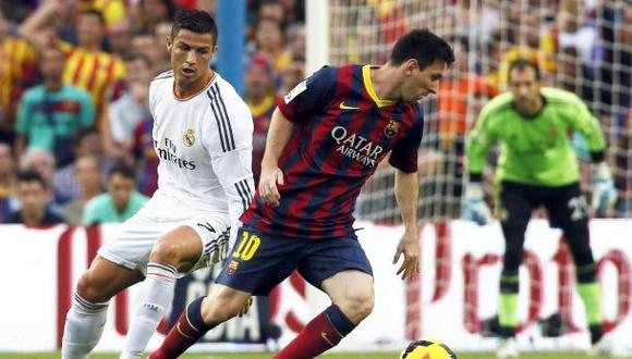 Real Madrid-Barza: entérate qué canal pasa la final de copa
