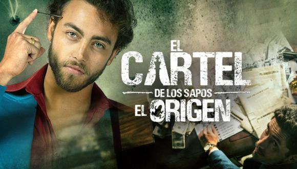 """""""El Cartel de los Sapos: El origen"""" fue estrenada el 28 de julio de 2021 en Netflix (Foto: Caracol TV / Netflix)"""