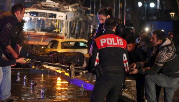 Turquía: Coche bomba en Ankara deja al menos 34 muertos