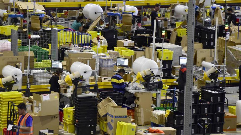Contra el reloj: así trabajan en Amazon este 'Black Friday' - 10