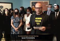 "Emmy 2020: ""Watchmen"" gana el premio a Mejor miniserie"