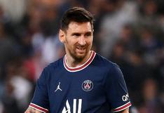 No fue convocado: Lionel Messi no estará ante los Metz por la próxima fecha de Ligue 1