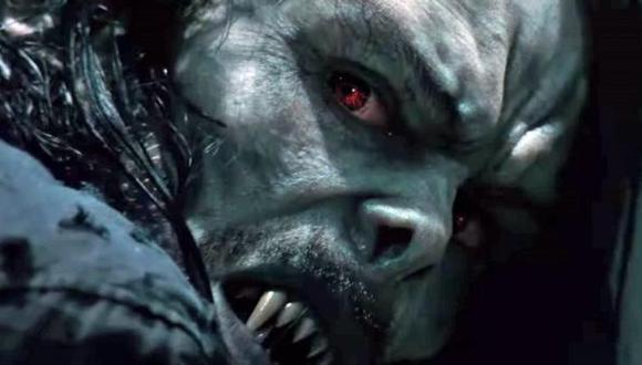 'Morbius' es una de las películas que se estrenarían a través de Netflix. (Foto: Sony)