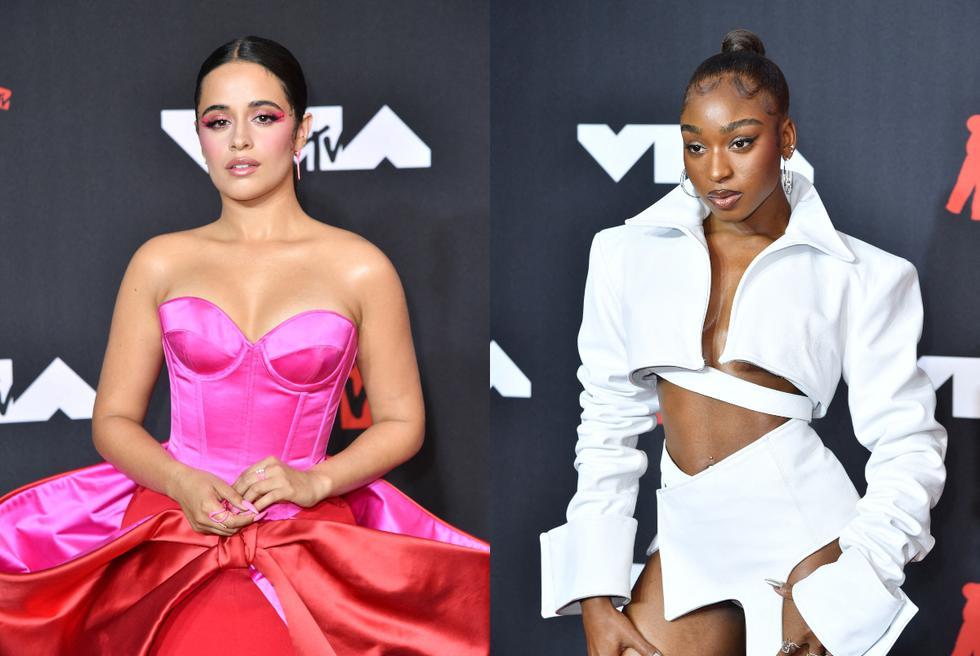 El evento musical se realiza en Nueva York y cuenta con la participación de artistas como Camila Cabello, Shawn Mendes, Ozuna y Justin Bieber. (Foto: AFP).